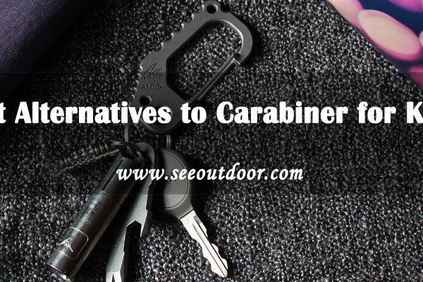 Best Alternatives to Carabiner for Keys