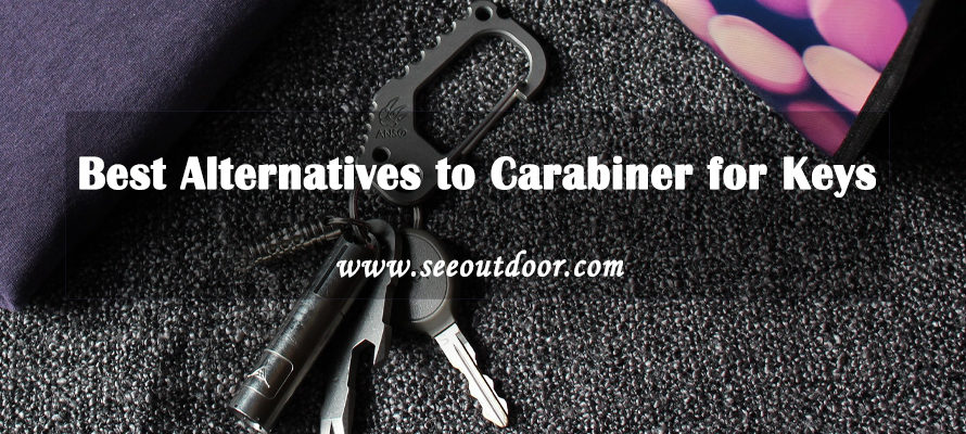 Best Alternatives to Carabiner for Keys