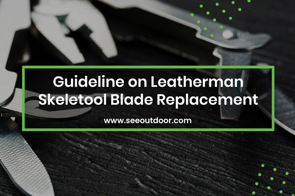 Leatherman Skeletool Blade Replacement