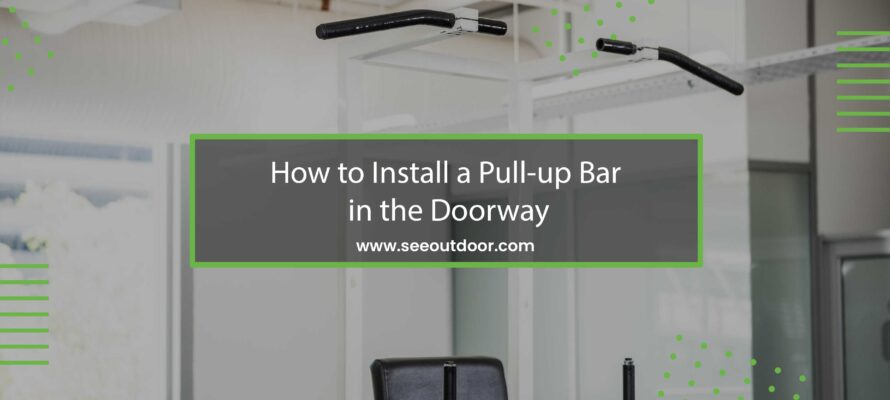 Pull-up-doorway