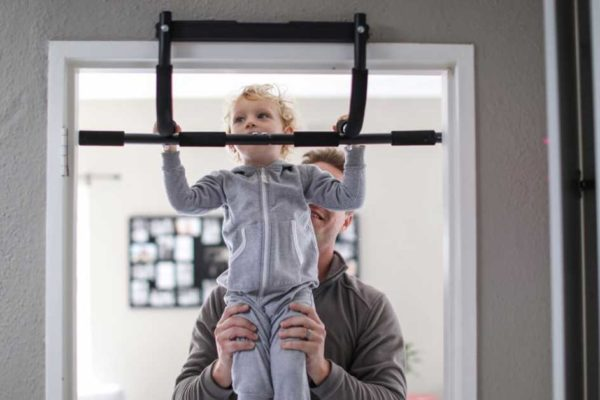 How to Install Pull-Up Bars Without Doorframe