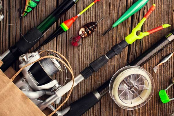 How to Set Up a Fishing Rod