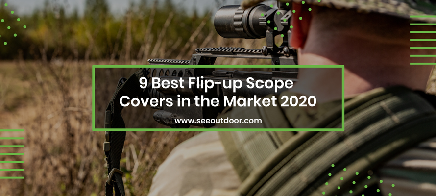 9 Best Flip-up Scope Covers in the Market 2020