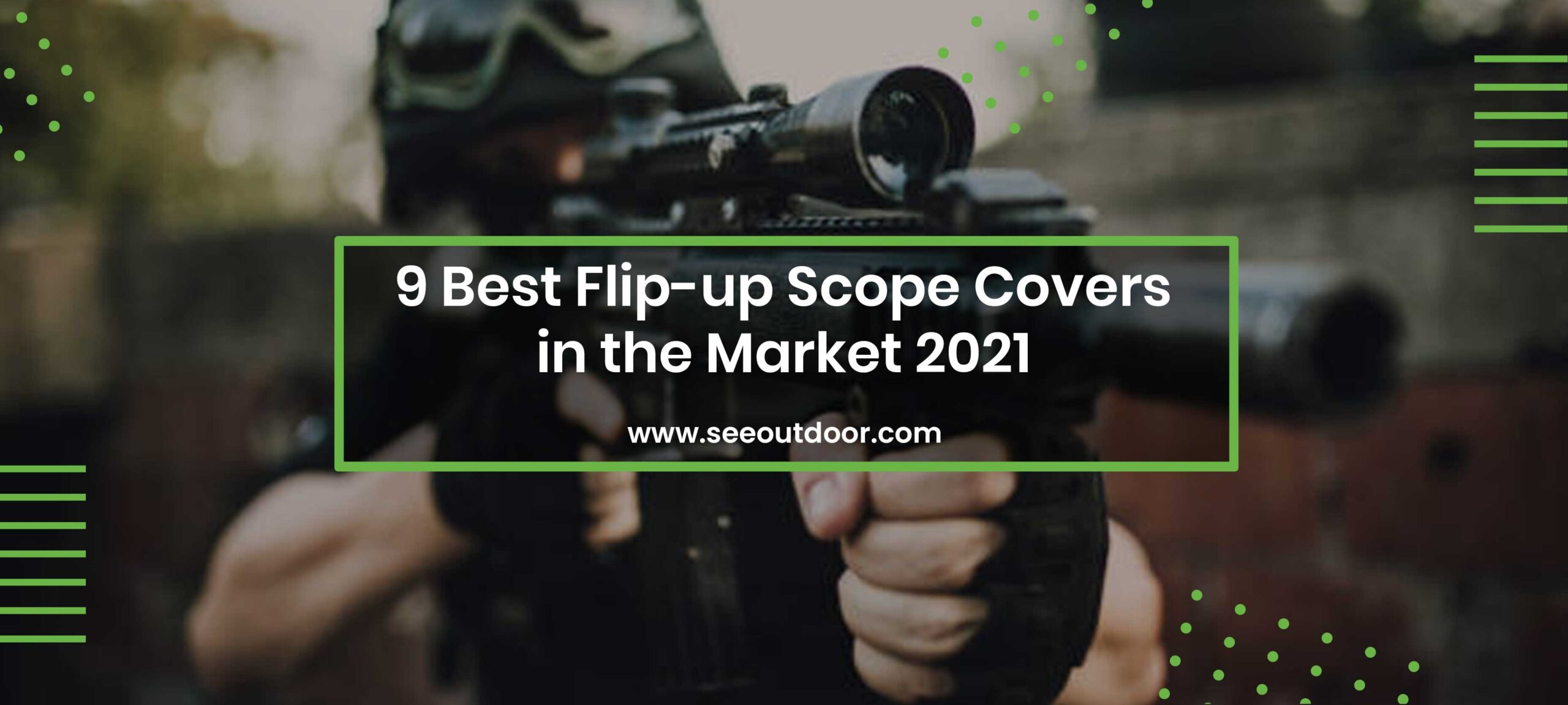 Flip-up Scope Covers