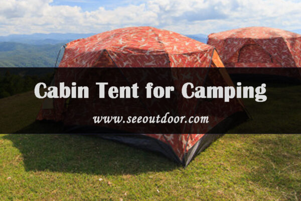 Cabin-Tent-for-Camping-A-Simple-yet-Stylish-Solution