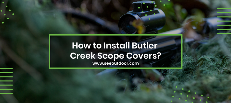 How to Install Butler Creek Scope Covers