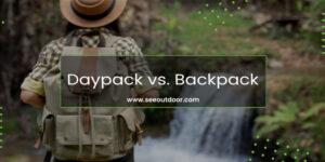 Daypack vs. Backpack