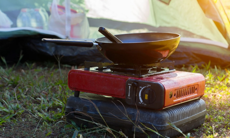 Best Single Burner Propane Stove For Camping And